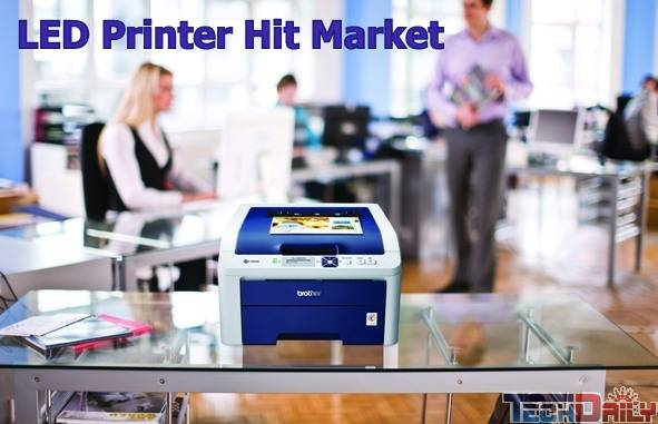 Brother Push LED Printer_Local_TechDaily